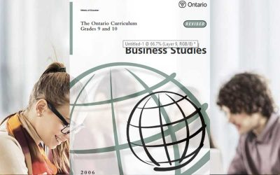 BBI1O: Introduction to Business, Grade 9, Open