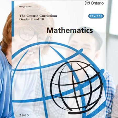 MFM1P: Foundations of Mathematics, Grade 9, Applied
