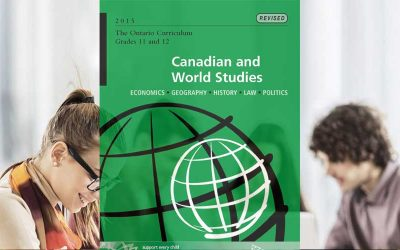 CHW3M: World History to the End of the Fifteenth Century, Grade 11, University/College