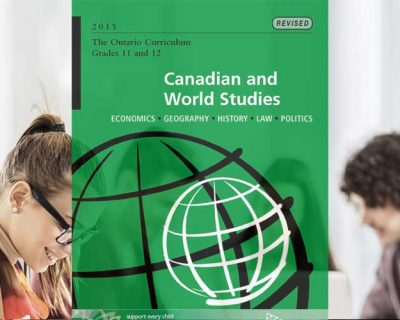 CLN4U: Canadian and International Law, Grade 12, University
