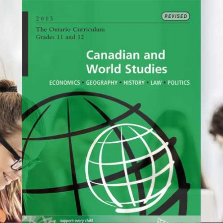 CHY4U: World History Since the Fifteenth Century, Grade 12, University