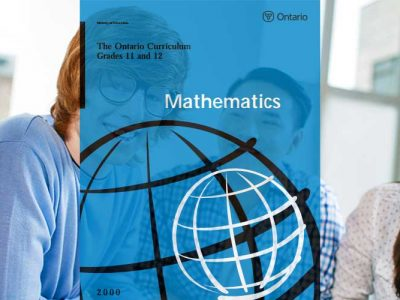 MDM4U: Mathematics of Data Management, Grade 12, University