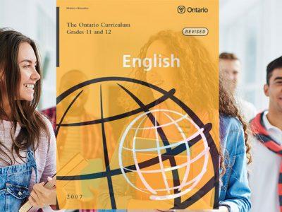 ENG4U: English,  Grade 12, University