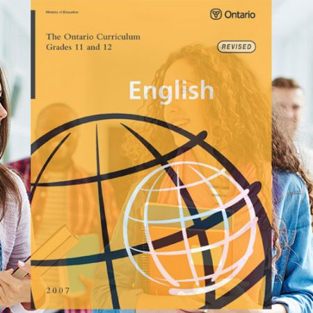ETS4U: Studies in Literature, Grade 12, University