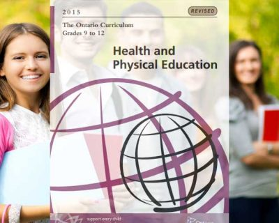 PPL1O: Health Active Living Education, Grade 9, Open