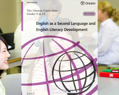 ESLAO: English as a Second Language, ESL Level 1