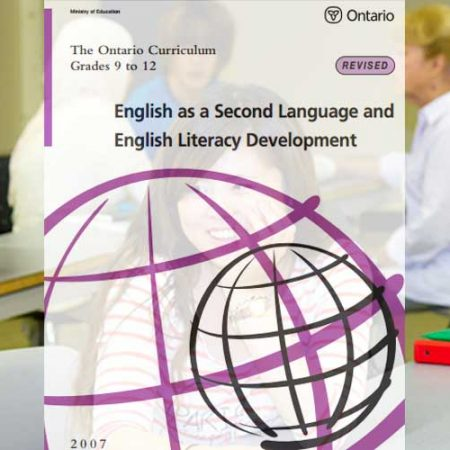 ESLEO: English as a Second Language, ESL Level 5