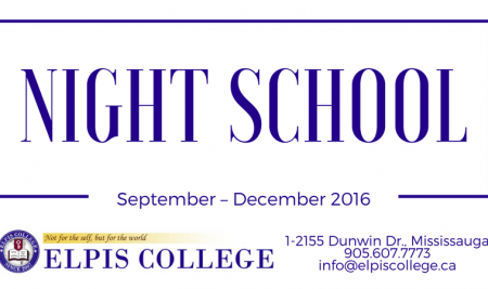 2016 Night School