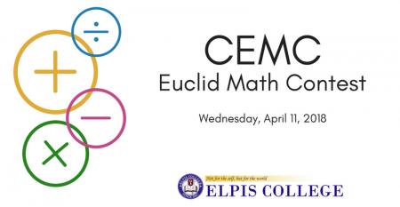 Elpis – 2018 CEMC Euclid