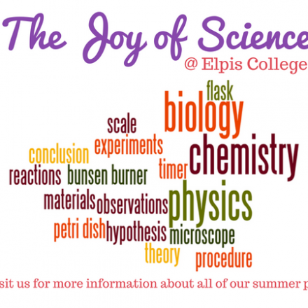 Summer 2018 – The Joy of Science