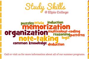 Elpis – Study Skills