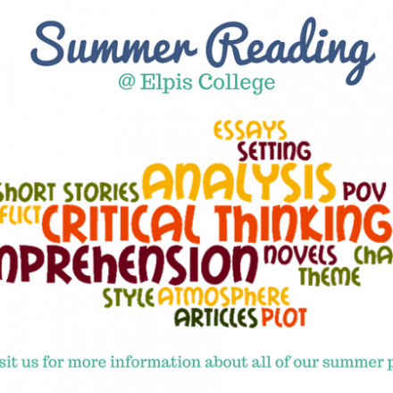 Summer 2018 – Summer Reading